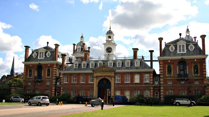 Midsomer Murders Locations - Wellington College, Crowthorne, Berkshire