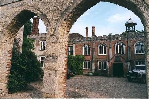 Midsomer Murders Locations Nether Winchendon Buckinghamshire 2